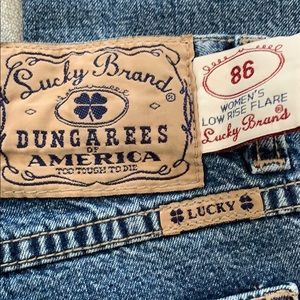 Vintage lucky brand made in USA 🇺🇸